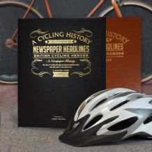 British Cycling History - Newspaper Book